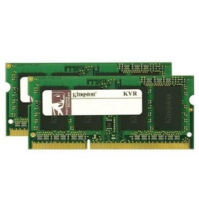 Memoria RAM So-Dimm DDR3 1333MHz 8GB C9 Kingston K2