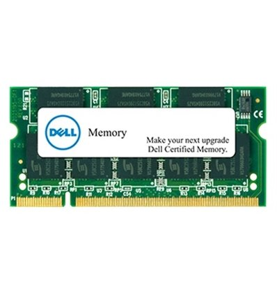 Memoria RAM So-Dimm DDR3 1600MHz 8GB Dell non ECC