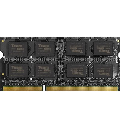 Memoria RAM So-Dimm DDR3 1600MHz 8GB C11 Team Elite LV