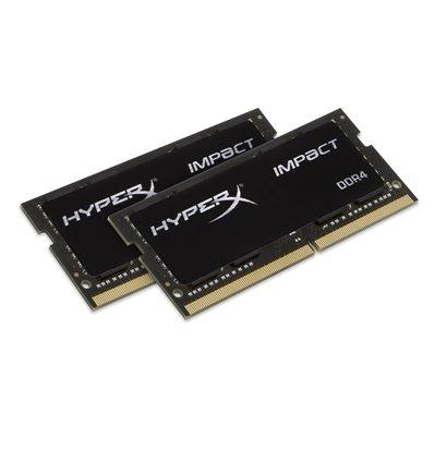 Memoria RAM So-Dimm DDR4 2400MHz 32GB C14 Kingston HyK2