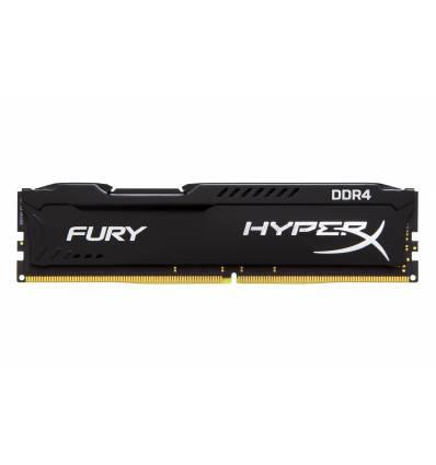HyperX FURY Memory Black 4GB DDR4 2400MHz Module 4GB DDR4 2400MHz memoria